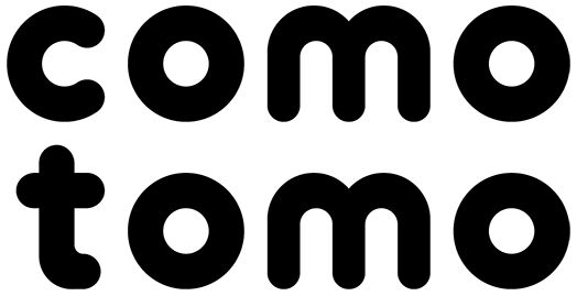 코모토모 로고
